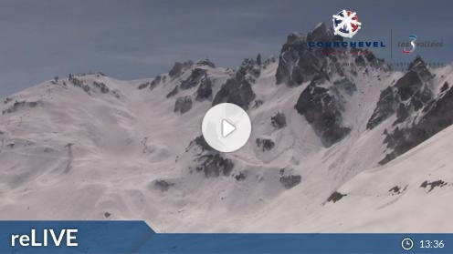 Courchevel – Chenus Webcam Live