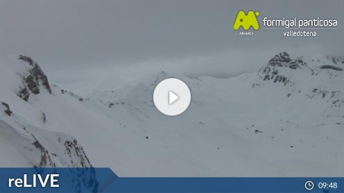 Formigal – Tres Hombres Webcam Live