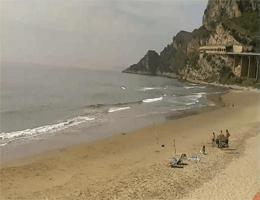 Gaeta – S.Agostino Strand Webcam Live