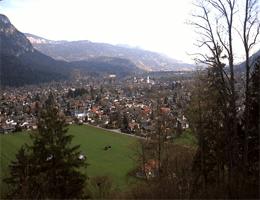 Garmisch-Partenkirchen – Panorama Webcam Live