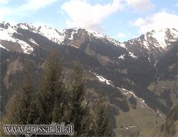 Großarl – Ellmautal Richtung Westen Webcam Live