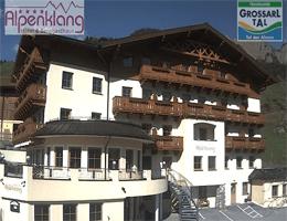 Großarl Hotel Alpenklang Webcam Live