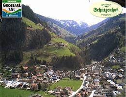 Großarl – Panoramablick Webcam Live