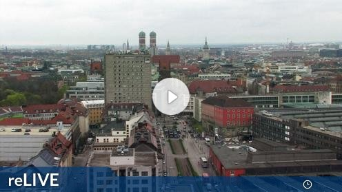 München – Panorama Webcam Live