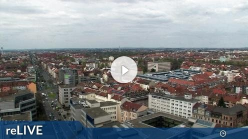 Nürnberg – Panorama Webcam Live