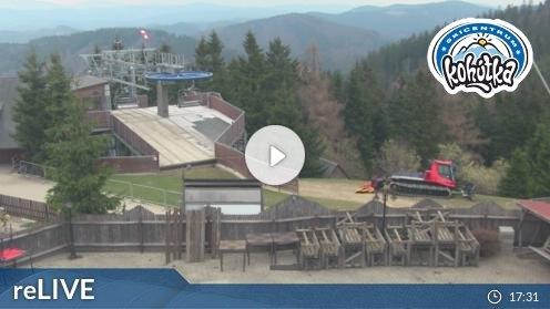 Nový Hrozenkov – Ski Centrum Kohútka webcam Live