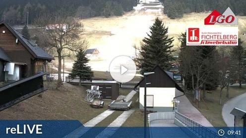 Oberwiesenthal – Blick zum Fichtelberg Webcam Live