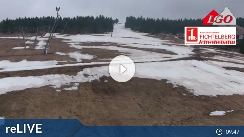 Oberwiesenthal – Fichtelberg Skihang Webcam Live