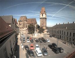 Perchtoldsdorf Marktplatz Webcam Live