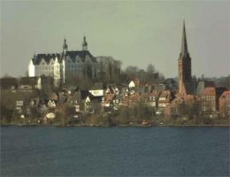 Plön – Schloss und Nikolaikirche Webcam Live