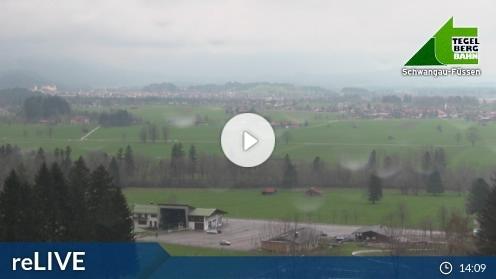 Schwangau – Talstation Webcam Live