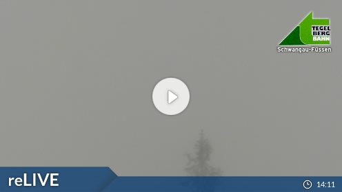 Schwangau Tegelberg Webcam Live