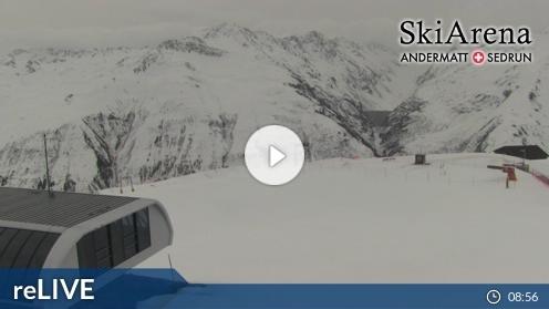 Sedrun Oberalp Webcam Live
