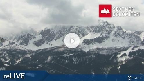Sexten Stiergarten Webcam Live