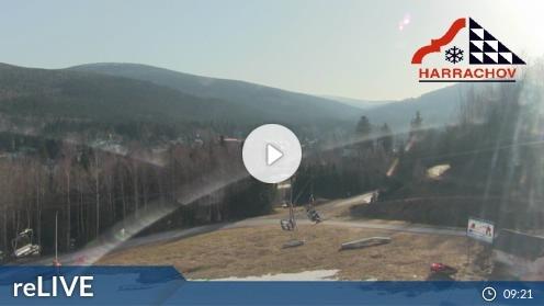 Skigebiet Harrachov webcam Live