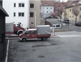 Stadtfeuerwehr Weiz Fahrzeughalle Webcam Live