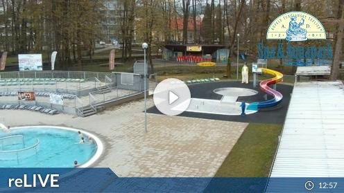 Turcianske Teplice – Spa & Aquapark Webcam Live