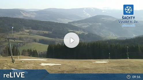 Vysoké nad Jizerou – Šachty webcam Live