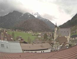 Waidring – Dorfzentrum Webcam Live