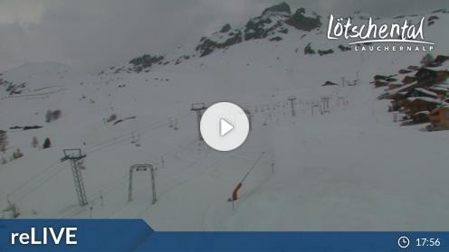 Wiler Lauchernalp Bergbahnen Webcam Live