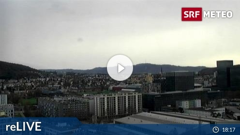 Zürich Gebäude des SF Webcam Live