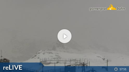 Zermatt – Gornergrat webcam Live