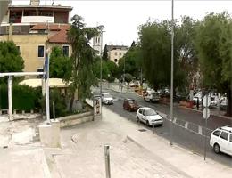 Šibenik – Poljana Platz Webcam Live
