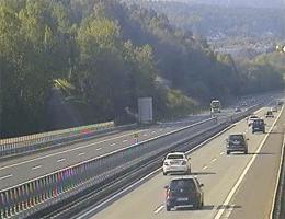 A02 Süd Autobahn Blickrichtung Wien Km 128,34 Webcam Live