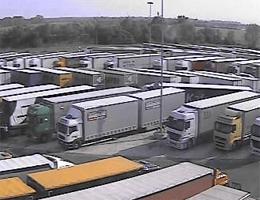 A02 Süd Autobahn Blickrichtung LKW Stellplatz Km 14,60 Webcam Live