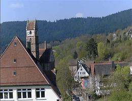 Alpirsbach Schwarzwald Webcam Live