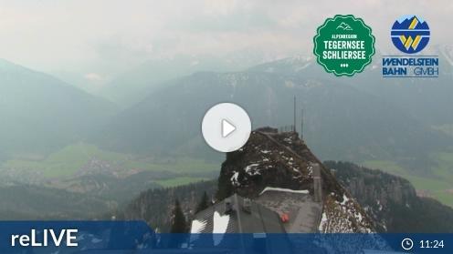 Bayrischzell – Wendelstein Webcam Live