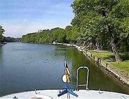 Bernburg (Saale) – Immer an Bord der Saalefee Webcam Live