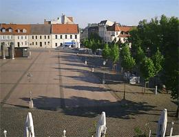Bernburg (Saale) – Karlsplatz Webcam Live
