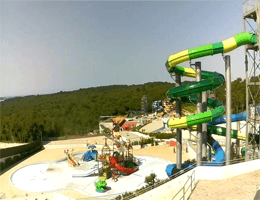 Brtonigla – Aquapark Istralandia Webcam Live