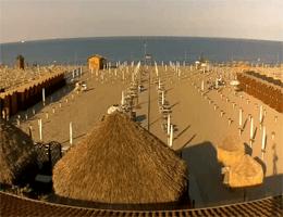 Chioggia: Sottomarina Strand – Bagni Oasi Webcam Live