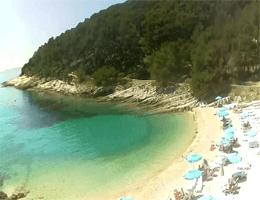 Mali Lošinj – Sunčana Uvala Strand – Veli Žal Webcam Live