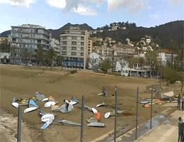 Roses: Port de Roses – La Perola Beach Webcam Live