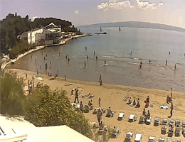 Split – Bačvice Strand Webcam Live