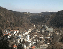 St. Blasien – Panorama Webcam Live