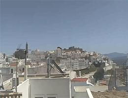 Vejer de la Frontera – Altstadt und Castillo Webcam Live