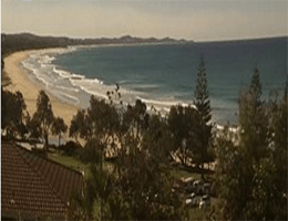 Bonny Hills – Rainbow Beach Webcam Live
