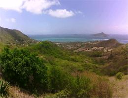 Carriacou – Blick über Carriacou Webcam Live
