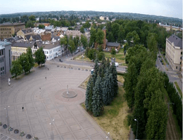 Daugavpils – Unity Square Webcam Live