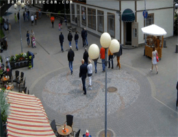 Jūrmala – Blick vom Cafe 53 Webcam Live