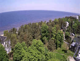 Jurmala – Panoramablick Webcam Live