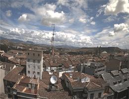 Logroño – Panoramablick Webcam Live