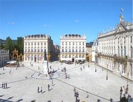 Nancy – Place Stanislas Webcam Live