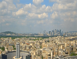Paris – La Défense Webcam Live