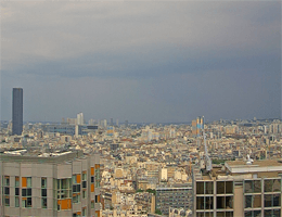 Paris – Tour Montparnasse Webcam Live