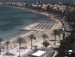 Playa de Palma Webcam Live